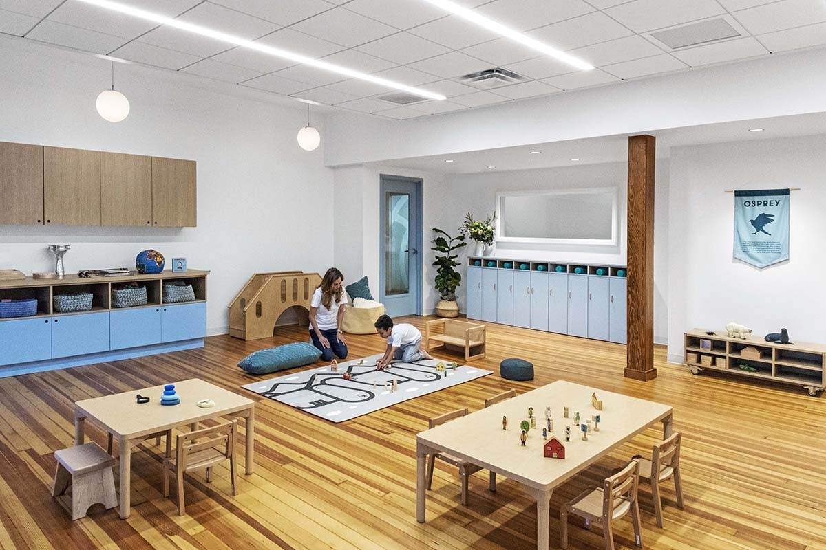 ethos Early Learning Center Toddler Room